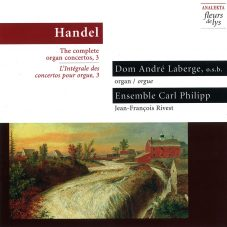 Handel: The complete organ concertos, Vol. 3